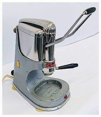 ARRAREX CARAVEL Machine à café à levier vintage First Series 60s, gris