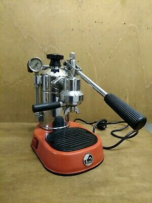 Machine à café La Pavoni Machine à café expresso vintage professionnelle au cappuccino