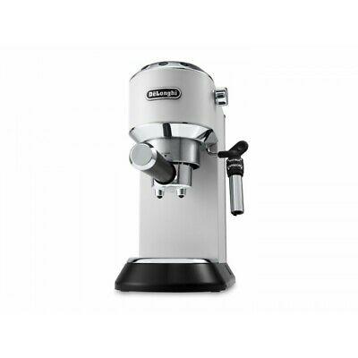 De Longhi EC 685.W Dedica Style - Machine à café manuelle et dosettes, # 0674