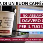 Café de bureau - Le Rondini