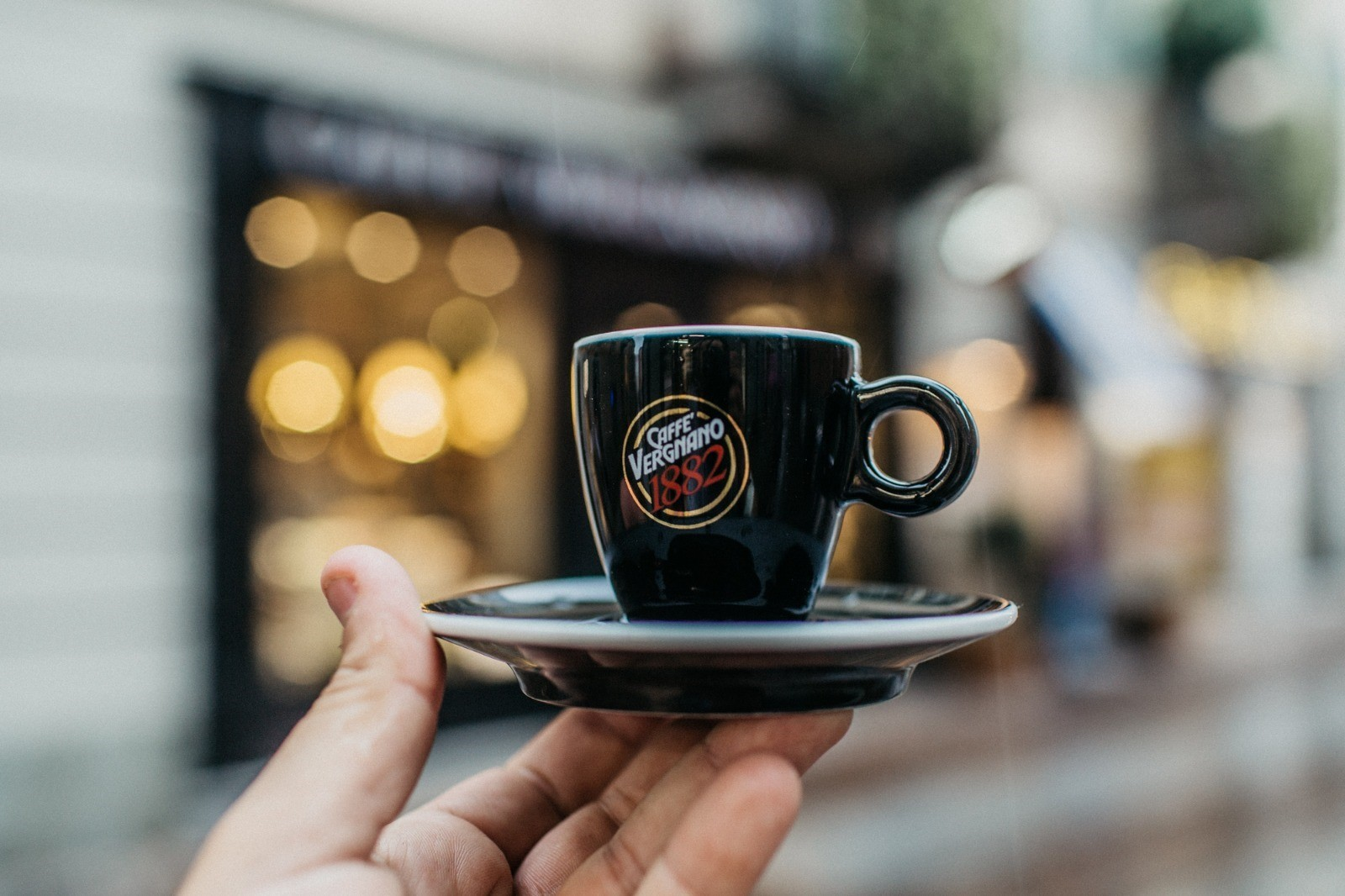 vrai café napolitain