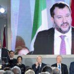 """Contre-attaque de Belpietro: """"Ils voulaient faire de Salvini un Strache, mais ..."""""""