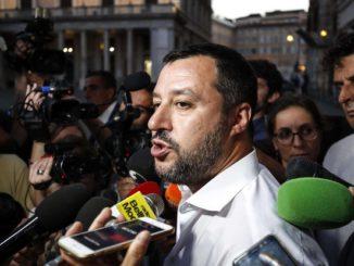 """Des émissaires de Salvini à la recherche de roubles? Il y a un audio. La ligue: """"Querelo"""""""
