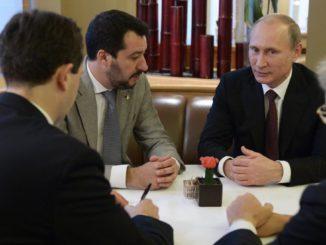 La réunion secrète de la Ligue à Moscou à la recherche de fonds: la transcription audio