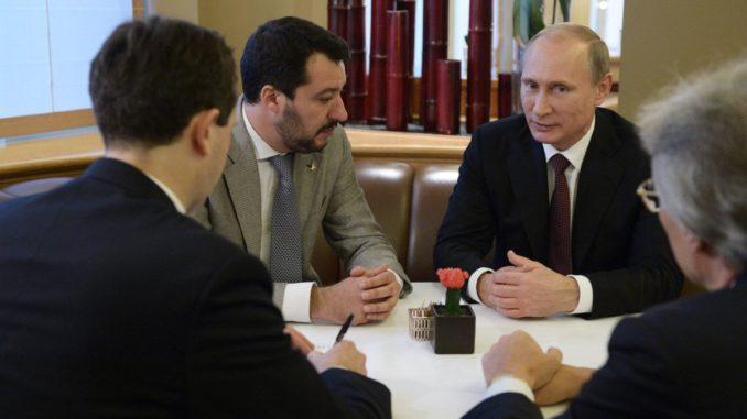 <pre><pre>La réunion secrète de la Ligue à Moscou à la recherche de fonds: la transcription audio