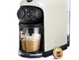 Lavazza Espresso Capsule Fermée DESEA LM950 blanc