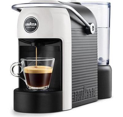 <pre><pre>Lavazza Espresso Capsule Fermée JOLIE LM700 blanc