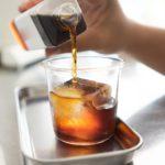 Le café, comme boire en été