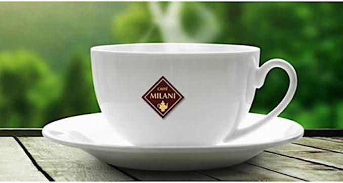 <pre><pre>Le goût et la saveur du Caffè Milani lors des nuits blanches des soirées cinéma du lac de Côme