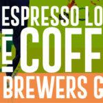 Le service de café parfait. Espresso, filtre & co