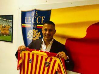 """Lecce, Lapadula parle: """"Très bien reçu, je n'ai pas encore payé le café. J'ai besoin d'une ville comme celle-ci"""""""