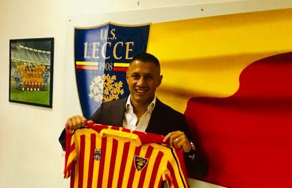 """<pre><pre>Lecce, Lapadula parle: """"Très bien reçu, je n'ai pas encore payé le café. J'ai besoin d'une ville comme celle-ci"""""""
