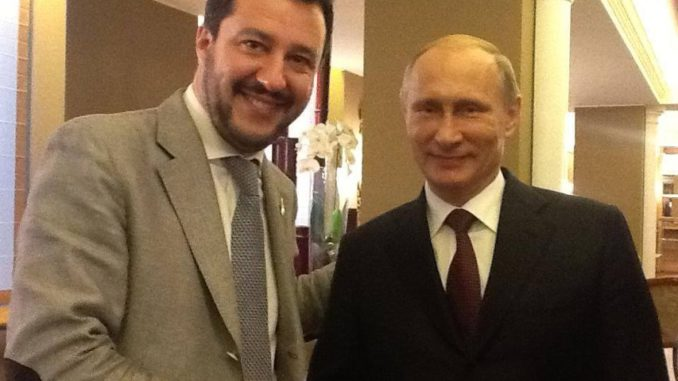 <pre><pre>Les liens entre la Russie et la Ligue vus par la presse étrangère