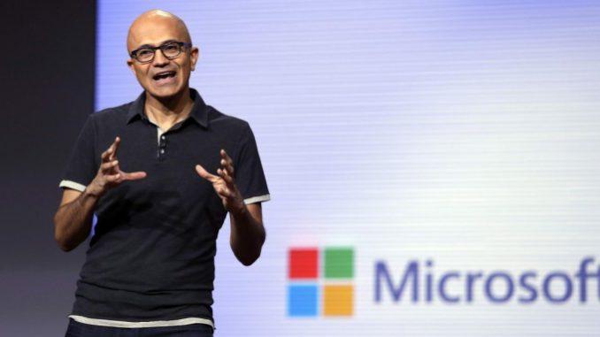 <pre><pre>Microsoft Inspire 2019, les 6 messages clés de la note clé de Satya Nadella