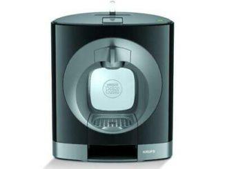 machines à café à capsules MACHINE À CAFÉ ESPRESSO CAPSULE NESCAFE DOLCE GUSTO KRUPS OBLO KP 1108 |