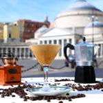 """tradition et modernité du """"café suspendu"""". Les recettes de Caffè Freddo"""