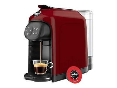 Ma propre machine à café Idola Rossa Lavazza