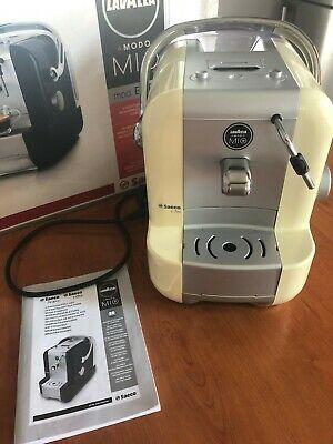 Machine à café blanche My Way Espresso LAVAZZA Grande