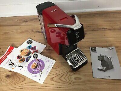 Machine à café rouge LAVAZZA A Modo Mio Magia LM3100 LAVAZZA AEG 220-240V