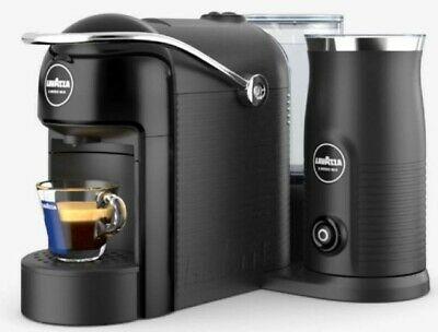Machine à café à capsules My Fashion + Cappuccinatore noir LAVAZZA LM700 Jolie & MilK