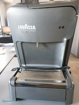 Machine à café argent Lavazza El 3200 Tête fonctionnant parfaitement