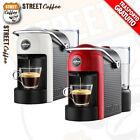 LAVAZZA JOLIE Machine à café rouge / blanche Modo Mio