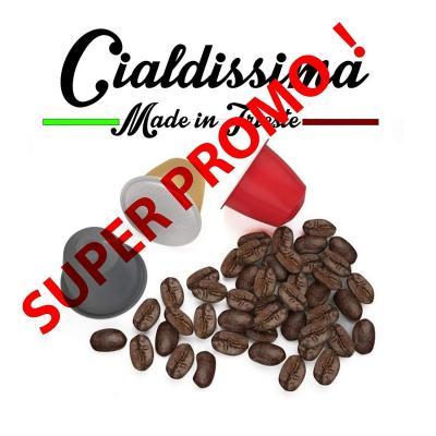 100 Capsules Caffé Capsules Nespresso