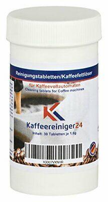 30 tablettes de nettoyage 1,6 g pour machines à café automatiques I (Q5h)
