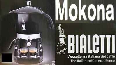 Système ouvert trivalent Cf40 de machine à café Bialetti Mokona Trio