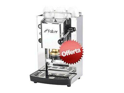 Machine à café à dosettes Faber Pro Total Inox
