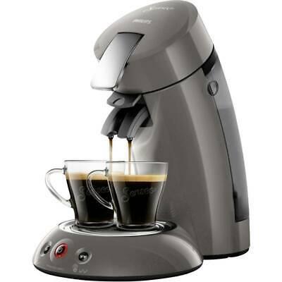 Machine à café avec dosettes SENSEO TM HD6556 / 00 HD6556 / 00 Gris clair,