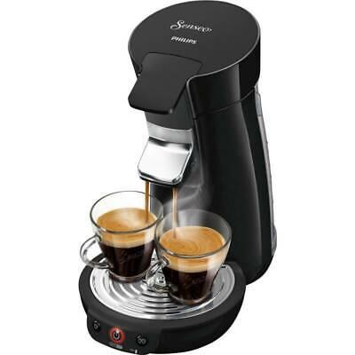 SENSEO TM Viva Caf HD7829 / 60 Machine à café noire avec dosettes