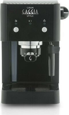 Machine à café à dosettes Ese Gaggia Espresso Cappuccino Gran Style RI8423 / 11
