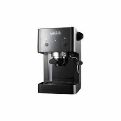 Machine à café expresso Gaggia GG2016, 1 litre, noir, 15 bars