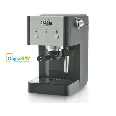 Machine à expresso Gaggia Manuel RI8425 / 11 Grangaggia Deluxe Sb
