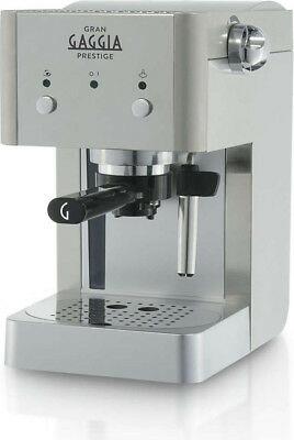Machine à café à dosettes Ese Gaggia Cappuccino Expresso Gran Prestige RI8427 / 11