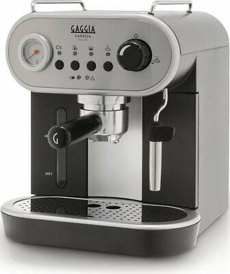 Gousses de machine à café et poudre Gaggia expresso Carezza de Luxe RI8525 / 01