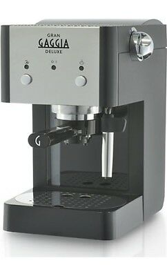 Machine à café à dosettes Ese Gaggia Espresso Cappuccino Gran Deluxe RI8425 / 11