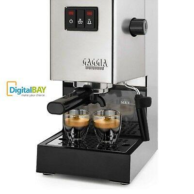 Machine à café expresso Manuel Manuel RI9403 / 11 Classic Gaggia Sb