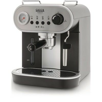 Gaggia RI8525 / 01 Carezza DeLuxe - Machine à café à dosette et manuel, # 0376