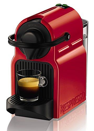 Machine à café espresso Nespresso Inissia XN1005, 1260 watts, rouge rubis