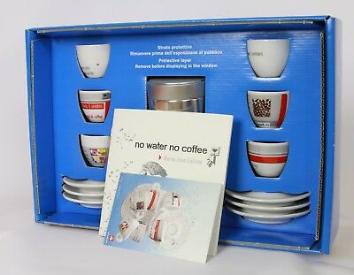 illy Art Collection Pas d'eau pas de café Maria Joao Calisto