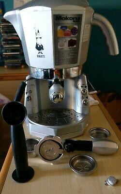 """Machine à café TRIO BIALETTI """"MOKONA"""" CF40 Silver reconditionnée"""