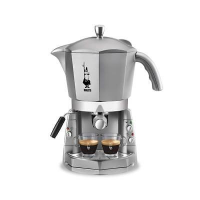 Capsules de café en capsules d'espresso gris Machine à espresso argent Bialetti Mokona