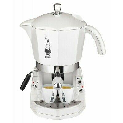 Capsules manuelles pour machine à café expresso Mokona Bialetti, blanc 012400092