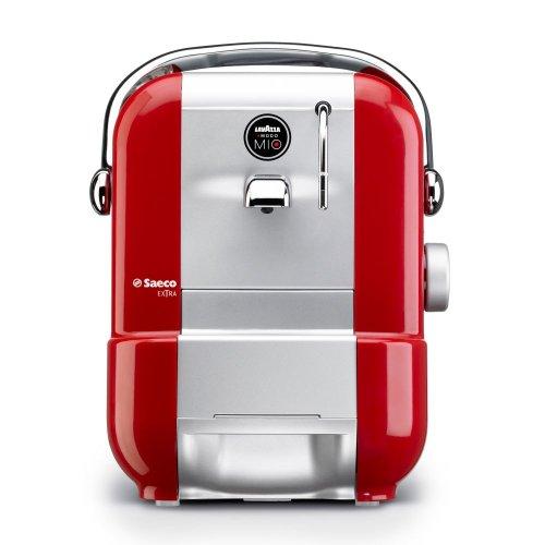Machine à café à dosettes Saeco A Modo Mio Extra rouge (édition limitée)
