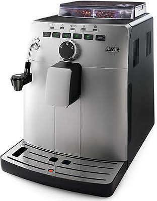 HD8749 / 11 GAGGIA Machine à café automatique italienne NAVIGLIO DELUXE SILVER