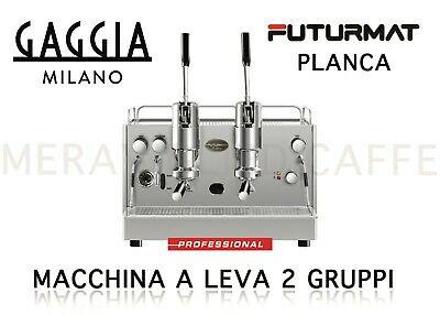 "Gaggia Futurmat 2 Groupes Bar Cafetière ""Professional"""