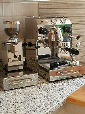 BAZZAR Espressomaschine A3 Siebträger Faema E61 avec ECM Isomac Zweikreiser TOP