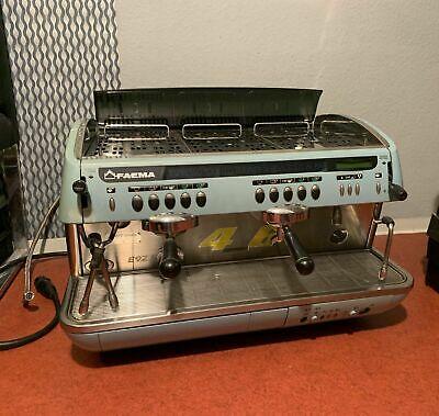 Machine à café expresso commerciale avec barre d'espresso Faema E92 Elite